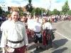 Gut 80 Schafkopffreunde pilgern zum Schlossfest