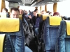...im großen Reisebus
