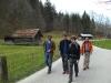 Wanderung zur Partnach-Klamm