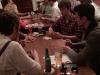 13 Tische spielen um die Ehre des Wanderpokals...