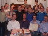 Das erste Gruppenfoto mit allen Vereinsmitgliedern
