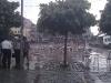 Abbruch wegen zu starkem Regen